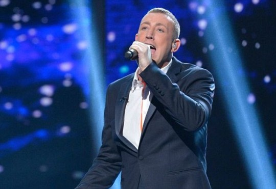 X Factor Christopher Maloney