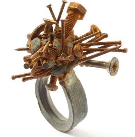 Karl Fritsch, screw ring