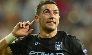 Aleksandar Kolarov's Christmas spirit ends with scary version of Jingle Bells