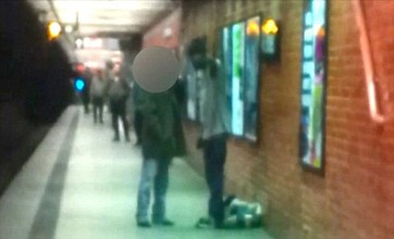 New York man dies after being pushed on to subway tracks