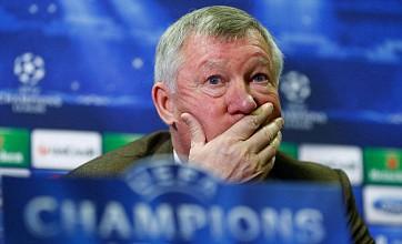 Manchester United's 'cartoon' defence of concern to Sir Alex Ferguson