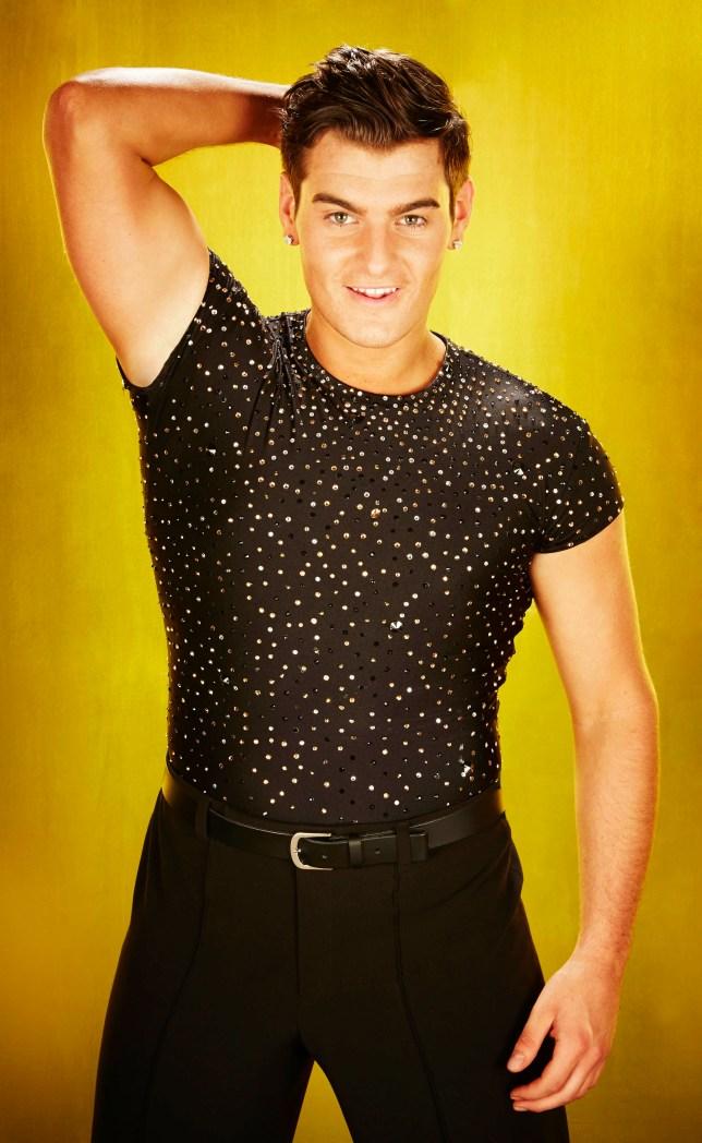 EastEnders actor Matt Lapinskas (ITV/PA)
