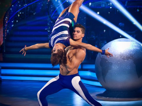 Strictly Come Dancing launch sets up first X Factor clash