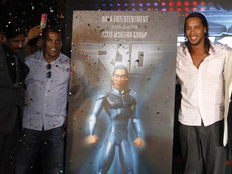 Blackburn owners sign up Ronaldinho to make new film fighting aliens