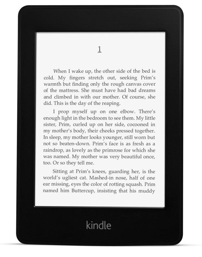 Kindle Paperwhite  www.amazon.co.uk