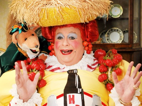 Christopher Biggins vows to quit panto for good in 2017