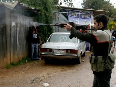 5 die in Lebanon gun battles as Syrian war spreads
