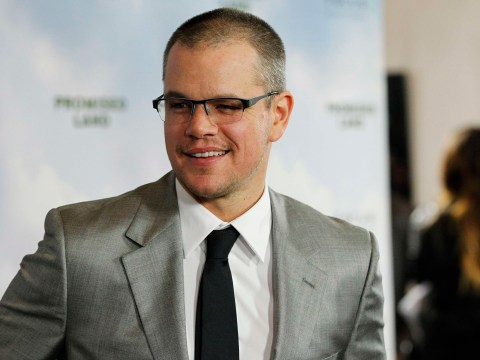 Matt Damon: I never denied gay rumours so as not to offend my friends