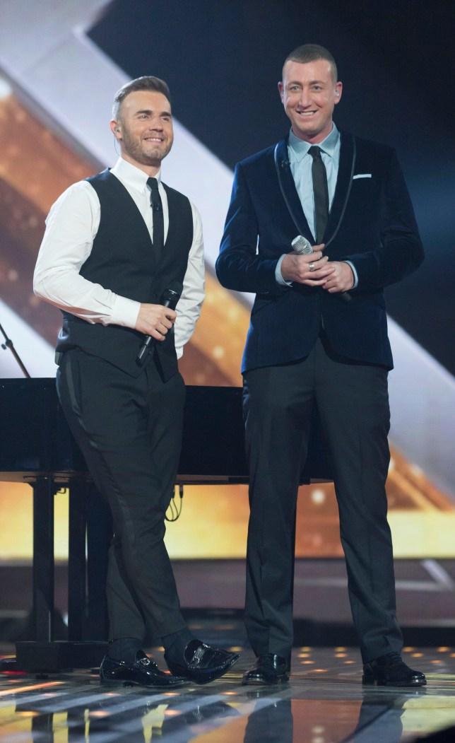 The X Factor 2012 final Chris Maloney