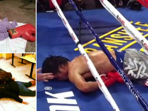 'Mannying' is the new planking after Manny Pacquiao vs. Juan Manuel Marquez boxing fight 2012