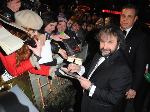 Peter Jackson admits he 'didn't know what the hell he was doing' with The Hobbit trilogy