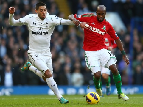 Tottenham Hotspur v Swansea City – Premier League – 16 December 2012