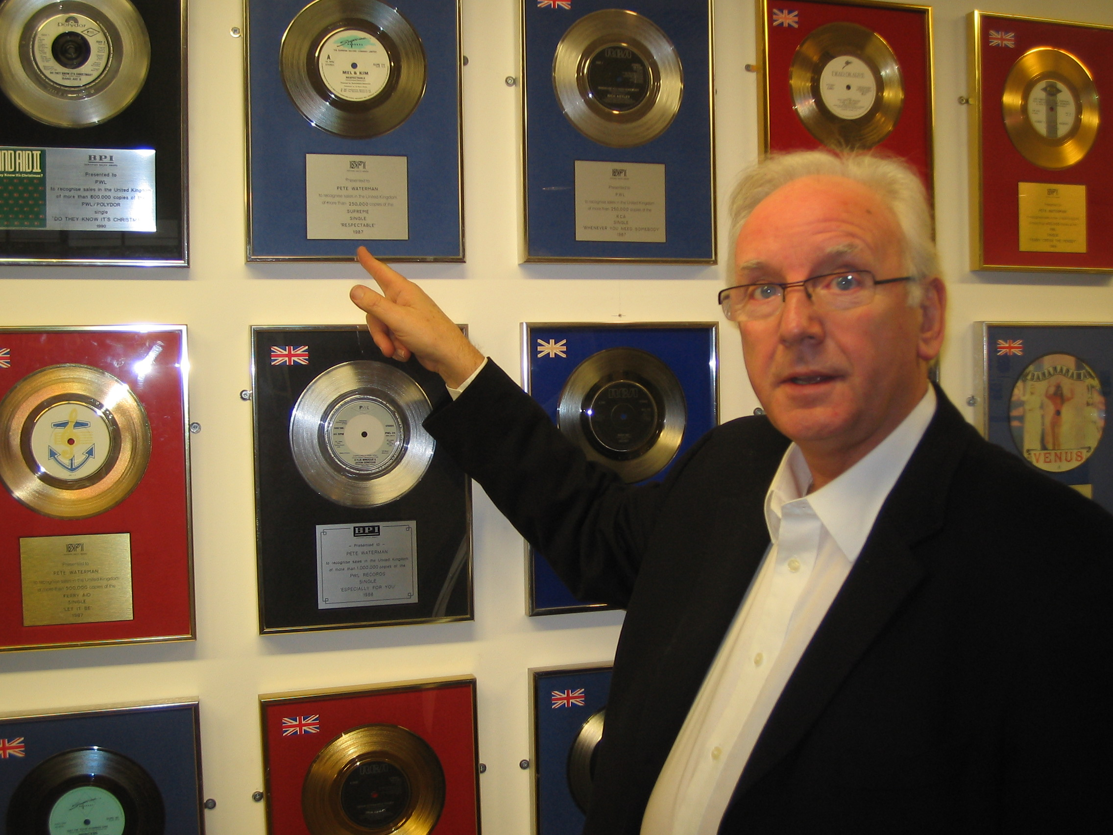 Pete Waterman: I don't care how much abuse The Hit Factory has had