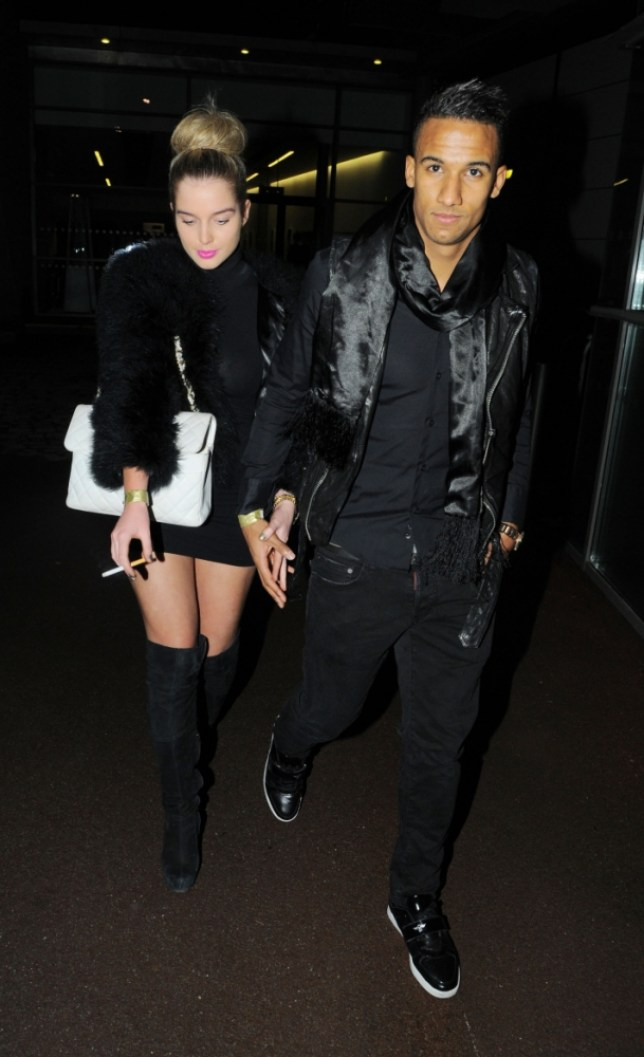 HELEN FLANAGAN - SCOTT SINCLAIR HELEN FLANAGAN - SCOTT SINCLAIR