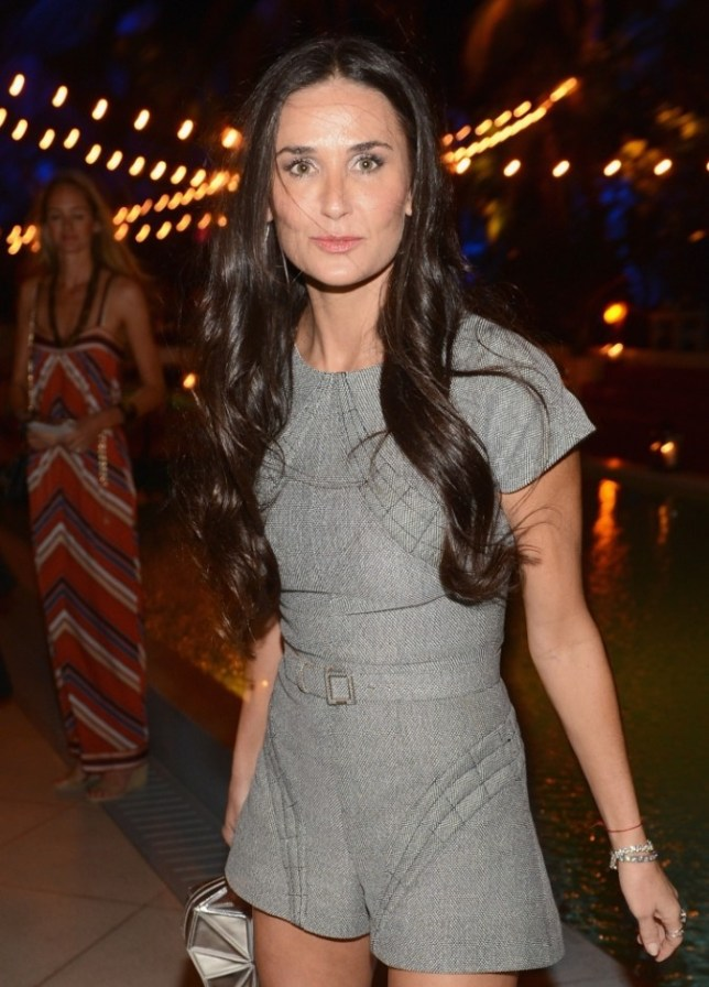 Demi Moore allegedly wants to go after Ashton Kutcher's fortune as there was no pre-nup