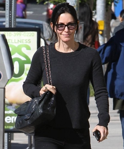 Courteney Cox admits she has 'regrets' about divorcing David Arquette but 'it's not like we didn't try'