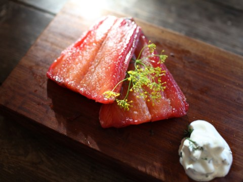 The grandest of gravadlax: How to make the Christmas classic