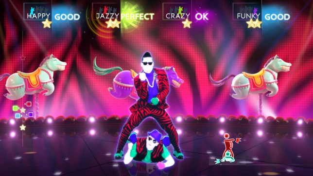 Just Dance 4 – now with Gangnam Style DLC