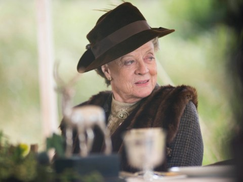 Maggie Smith admits: I can't bring myself to watch Downton Abbey