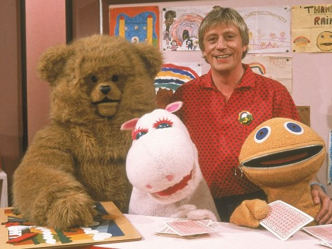 CITV to go 'old skool' for anniversary and show Art Attack and Rainbow