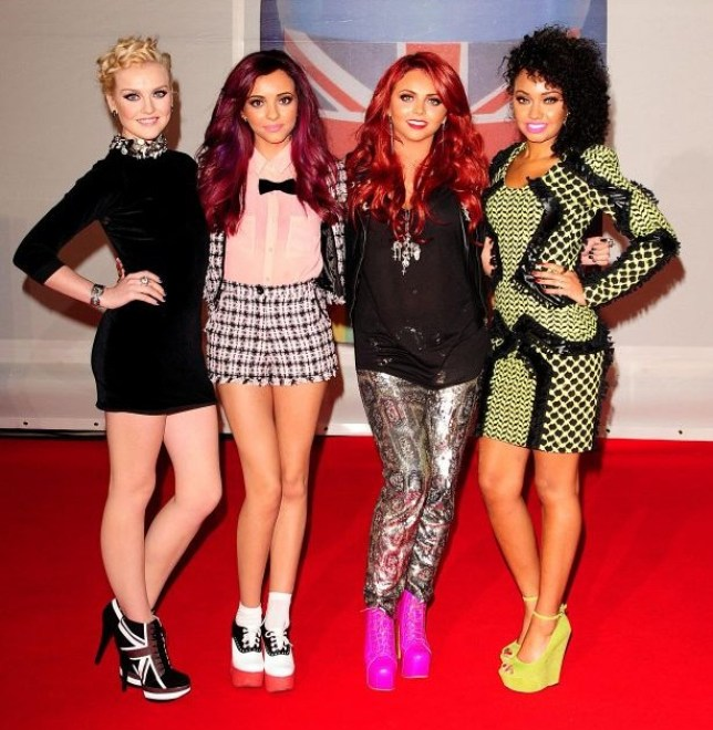 Little Mix became the first group to win The X Factor (Picture: Ian West/PA)