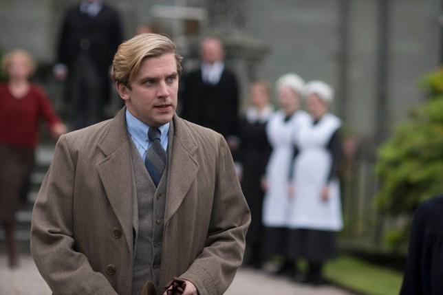 Downton Abbey, Matthew Crawley , Dan Stevens