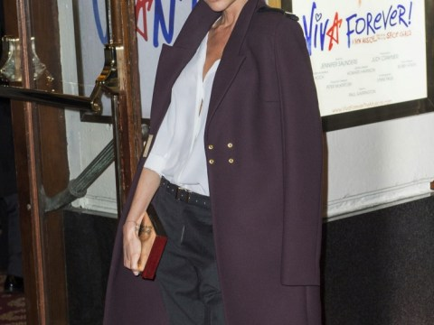 Victoria Beckham 'snubbed by Spice Girls' at Viva Forever after-party