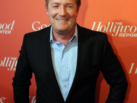 Piers Morgan voted Britain's third favourite naked celebrity – just behind David Beckham and Robert Pattinson