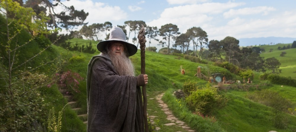 Gandalf The Grey in The Hobbit: An Unexpected Journey