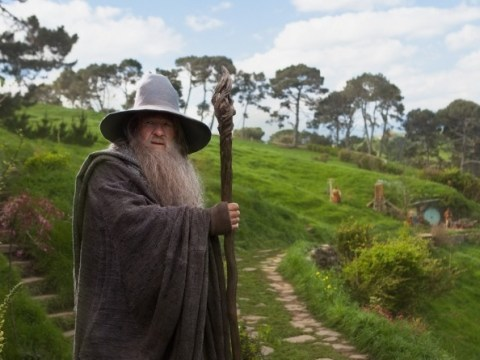 Sir Ian McKellen: The Hobbit needs to be a trilogy