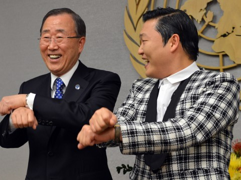 Top Ten Gangnam Style parodies of 2012