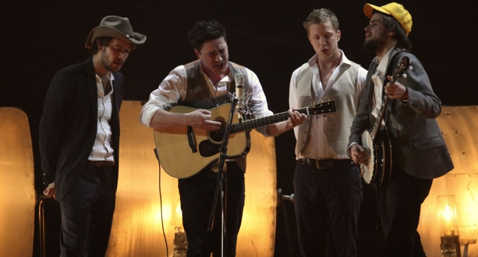 Mumford and Sons score six Grammy nods as Justin Bieber is snubbed