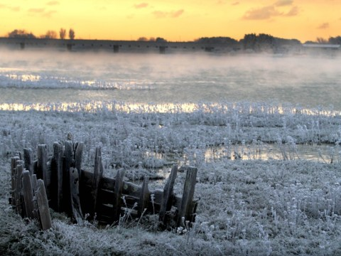 Big freeze set to end but wind and rain on the way