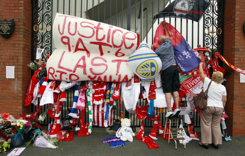 Hillsborough officer 'would be sacked' if still chief constable