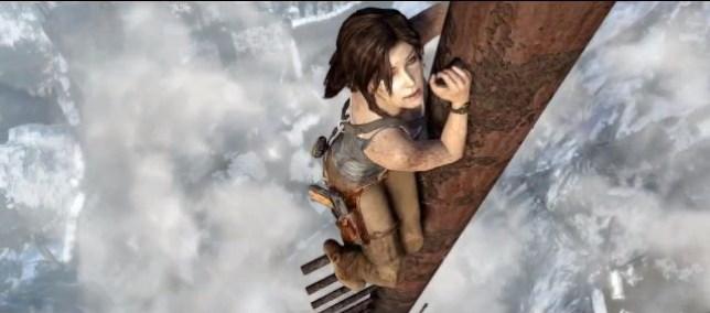 Tomb Raider - the new Lara Croft