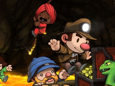 Spelunky review – caving in
