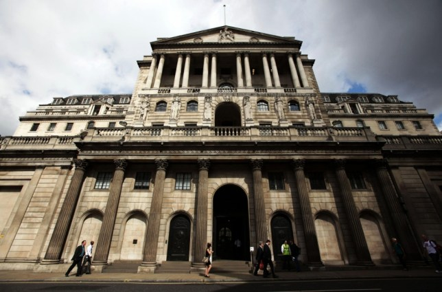 Bank of England expected to be above inflation target