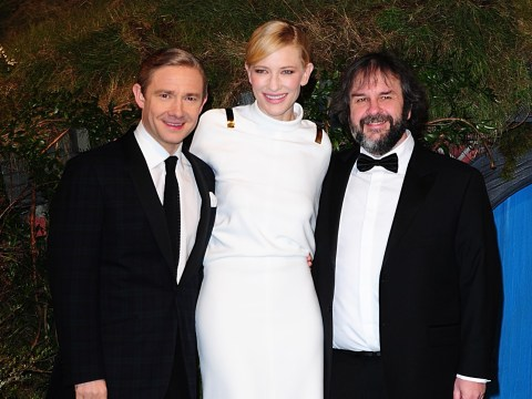 The Hobbit cast defend Peter Jackson's decision to shoot at 48fps