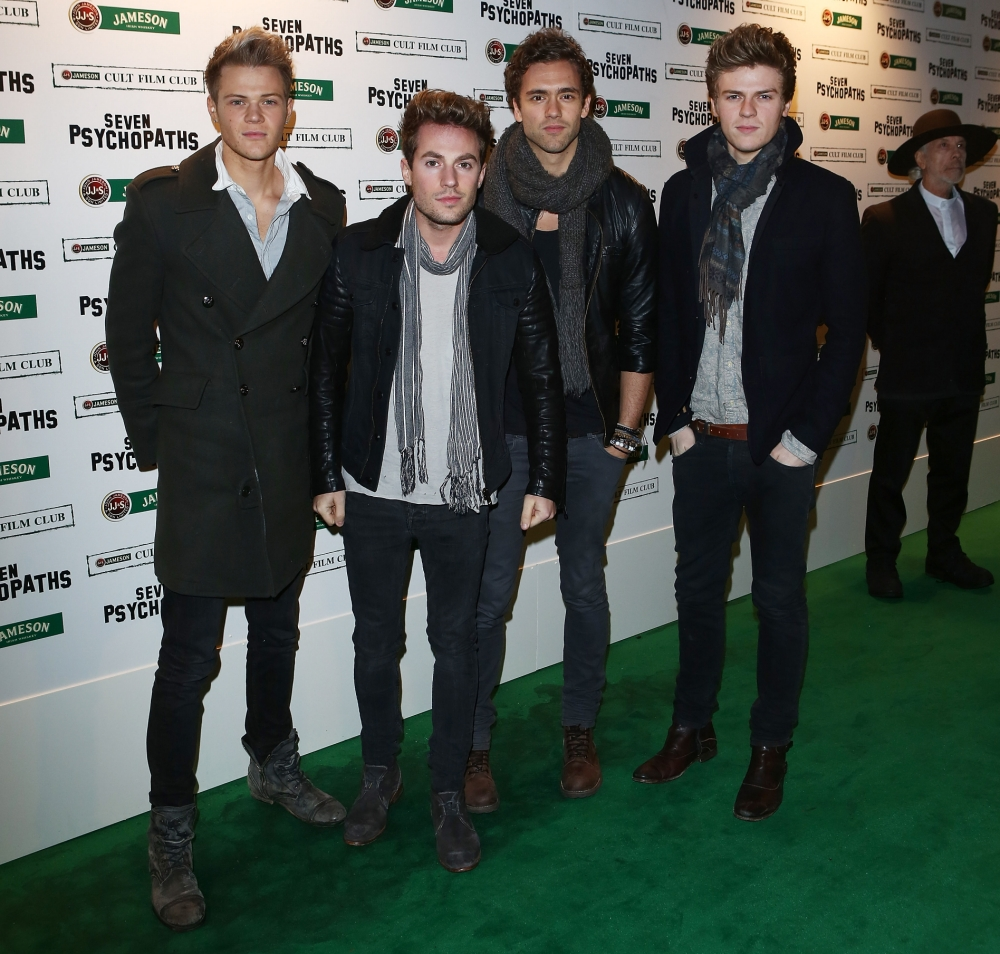 Lawson's Andy Brown: I wouldn't say no to dating a fan