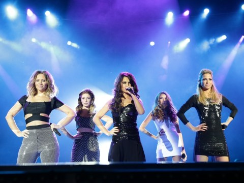 Girls Aloud reunion tour suffers decline in ticket sales