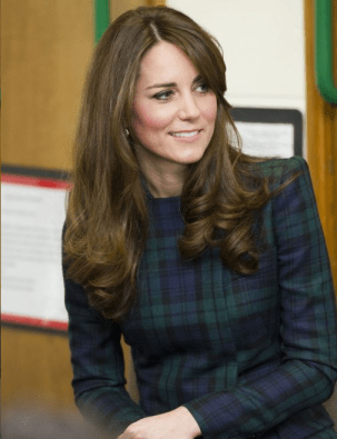 The Duchess of Cambridge is being treated at King Edward VII Hospital (Picture: PA)