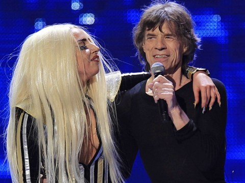 Lady Gaga joins The Rolling Stones for Gimme Shelter duet at US gig