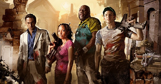 Left 4 Dead – it's meant to be co-operative