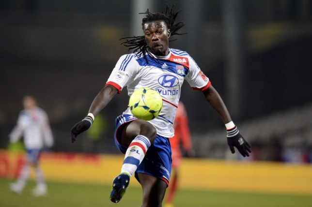 Bafetimbi Gomis is a target for Chelsea and Liverpool
