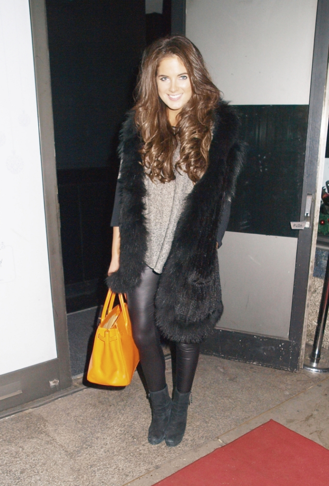 Binky Felstead v Rosie Fortescue at Made In Chelsea wrap party: Hot or Not?