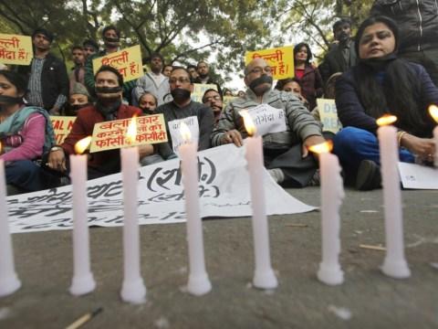 Gallery: Protests as Delhi gang-rape victim dies