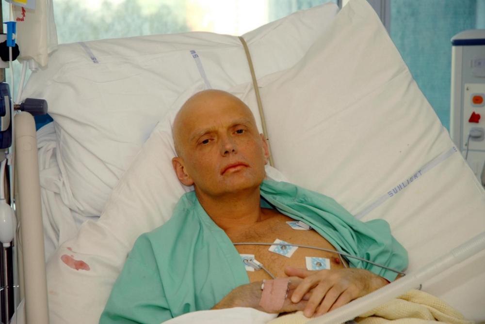 Alexander Litvinenko: Poisoned Russian spy's widow fears for justice