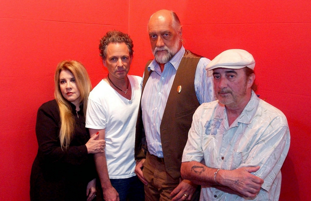 Fleetwood Mac could be heading to Glastonbury next year after their US tour (Picture: EPA)