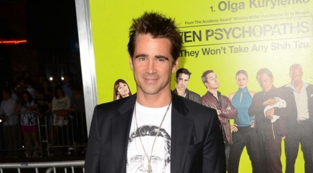 Colin Farrell stars in the remake of Total Remake (Picture: Getty)