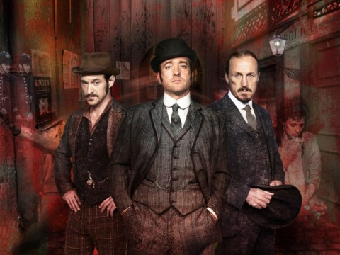Ripper Street brought something filthy to the table